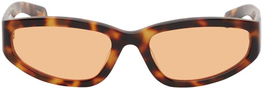 Tortoiseshell Veneda Carter Edition Daze Sunglasses