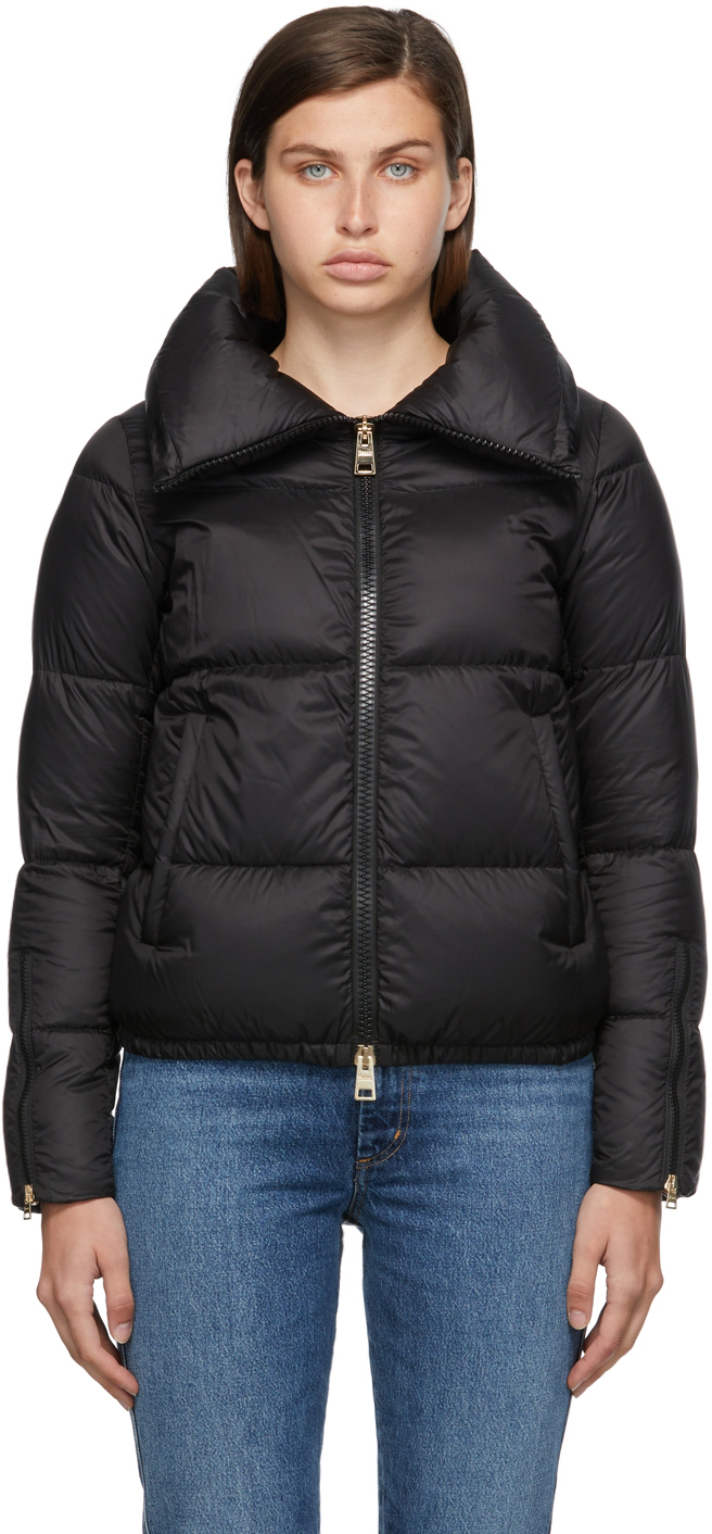 Black Down Bryce Jacket