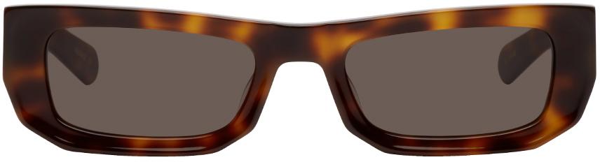 Tortoiseshell Bricktop Sunglasses