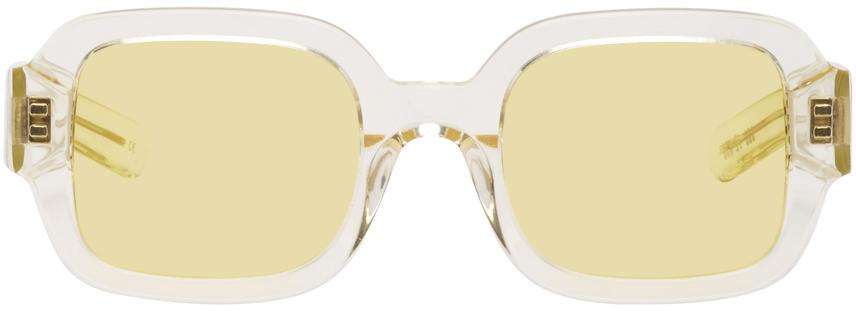 Yellow Tishkoff Sunglasses