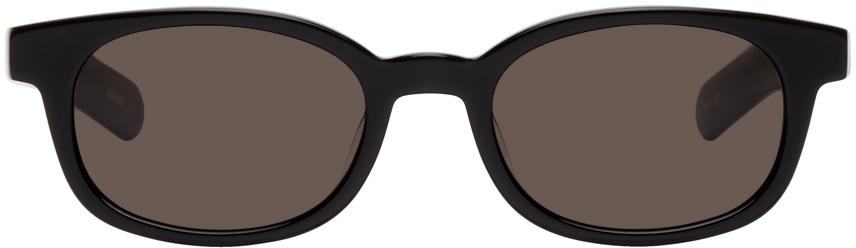 Black 'Le Bucheron' Sunglasses