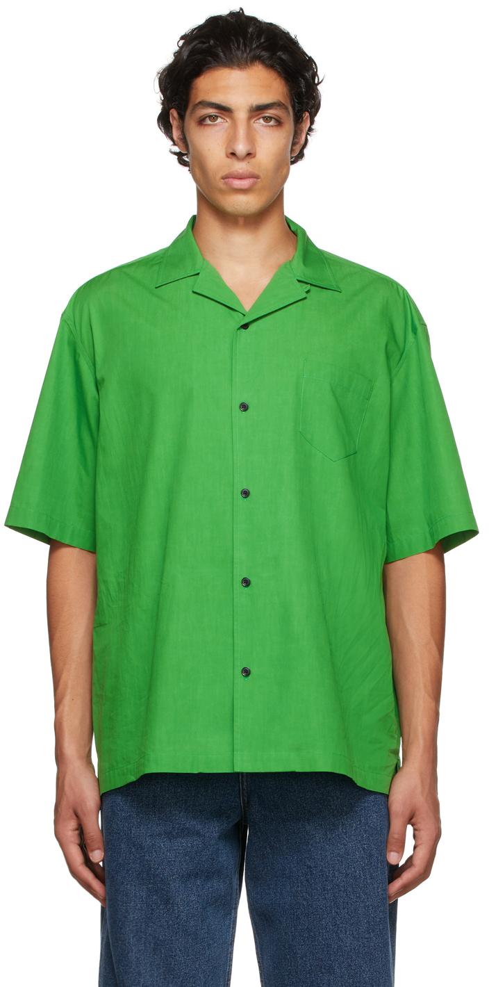 Green 'All Audiences' Short Sleeve Shirt