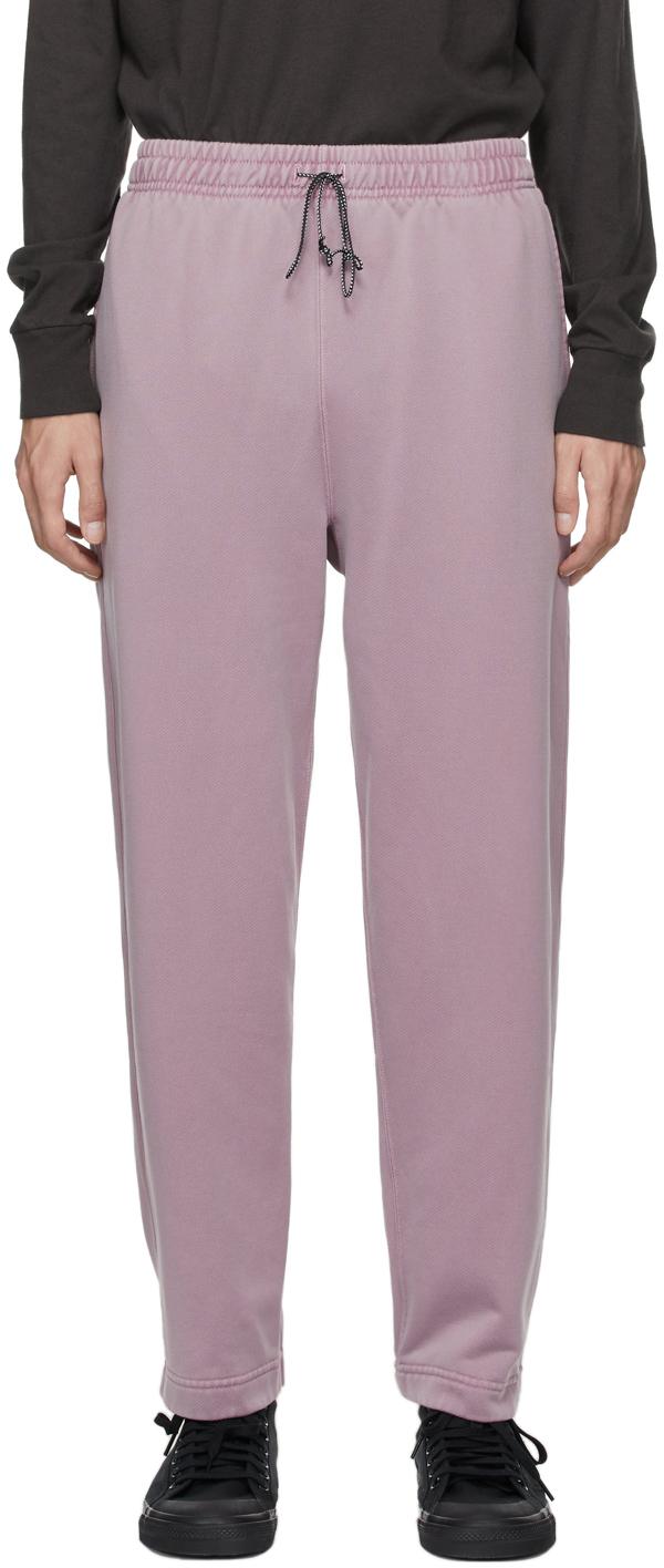 Pink Sports Lounge Pants