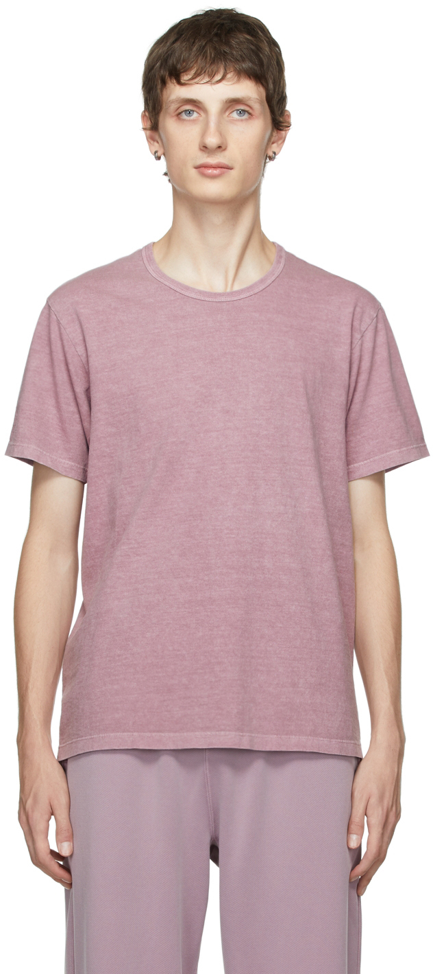 Two-Pack Pink Cotton T-Shirts