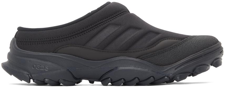Black adidas Originals Edition Jersey GSG Mule Sneakers