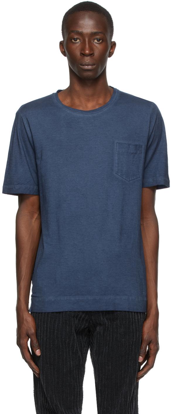 Navy Panarea T-Shirt