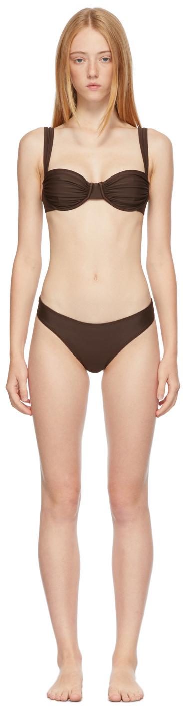 Brown Oracle & Forma Bikini