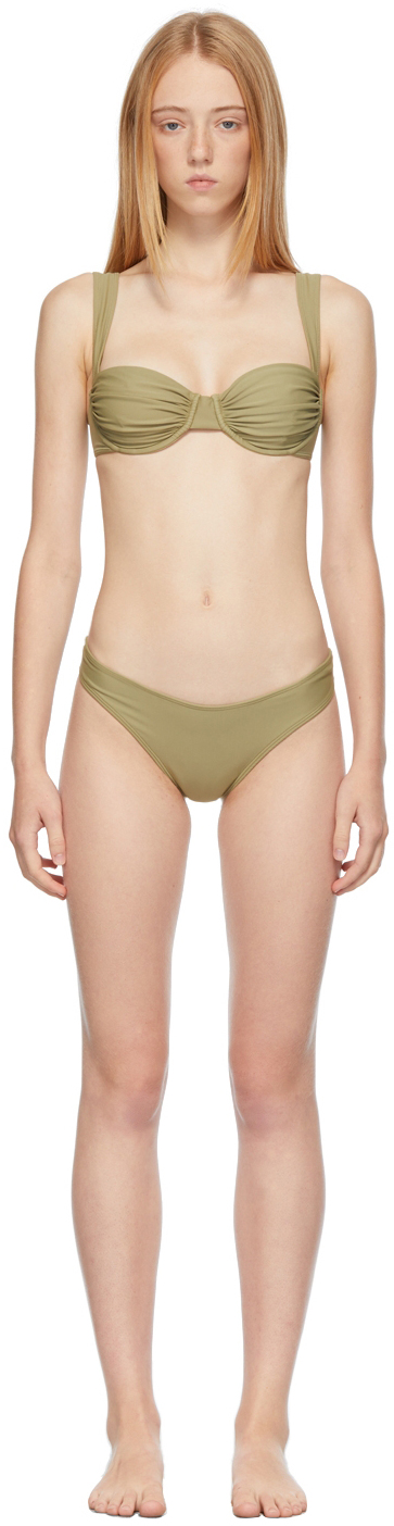 Khaki Oracle & Forma Bikini
