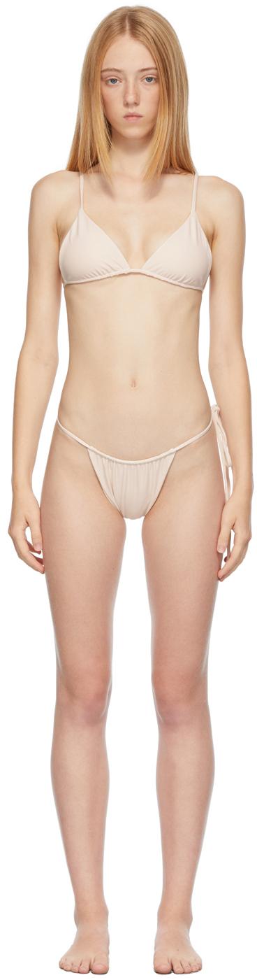 SSENSE Exclusive Off-White 'The Palmera' Bikini