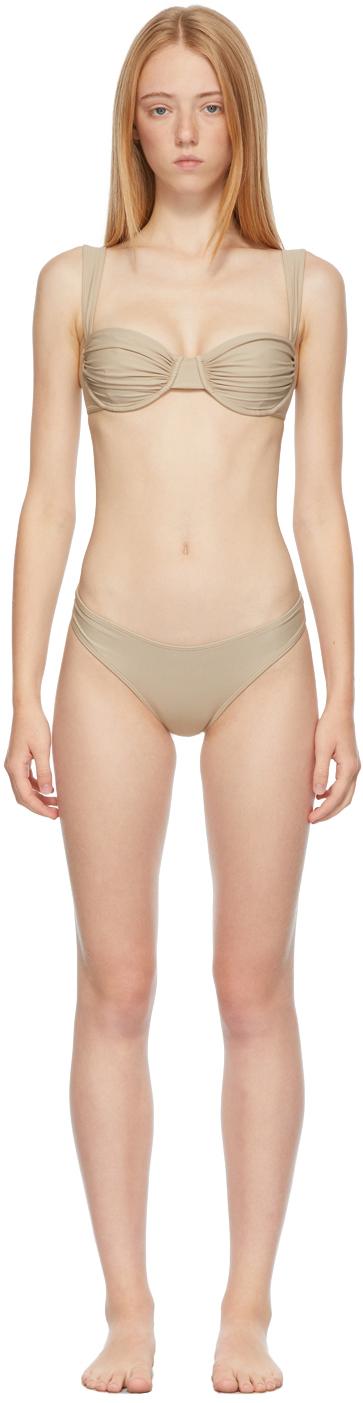 Beige Oracle & Forma Bikini