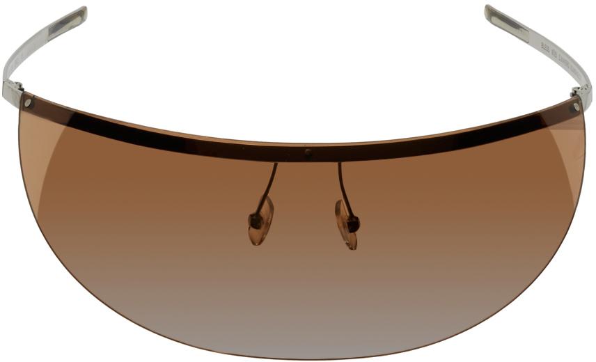 Brown Nº20 O.kayers Sunshield Sunglasses