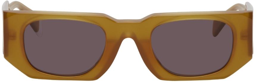 Orange U8 Sunglasses