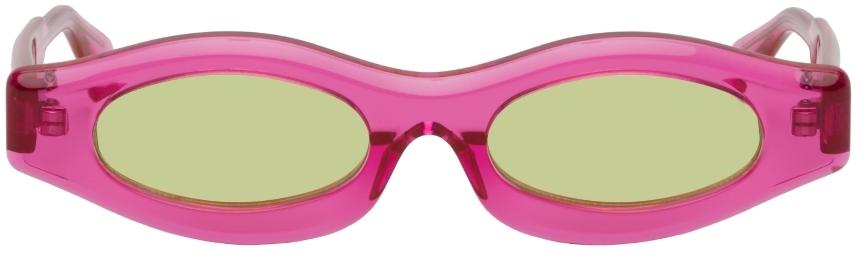 Pink Y5 Sunglasses