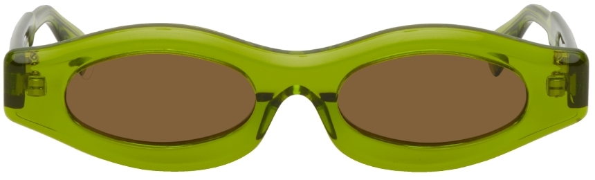 Green Y5 Sunglasses