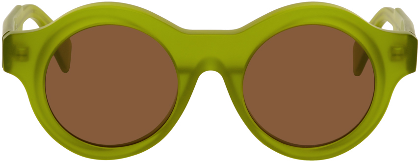 Green A1 Sunglasses