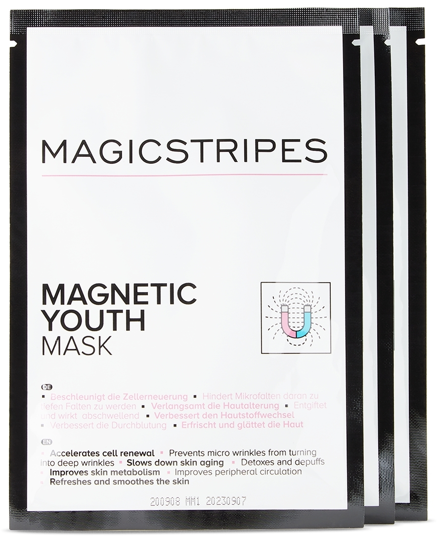 Three-Pack Magnetic Youth Mask