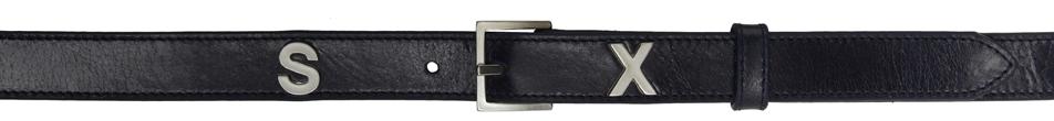 Navy Rudy Belt