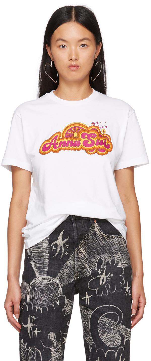 White Rainbow T-Shirt