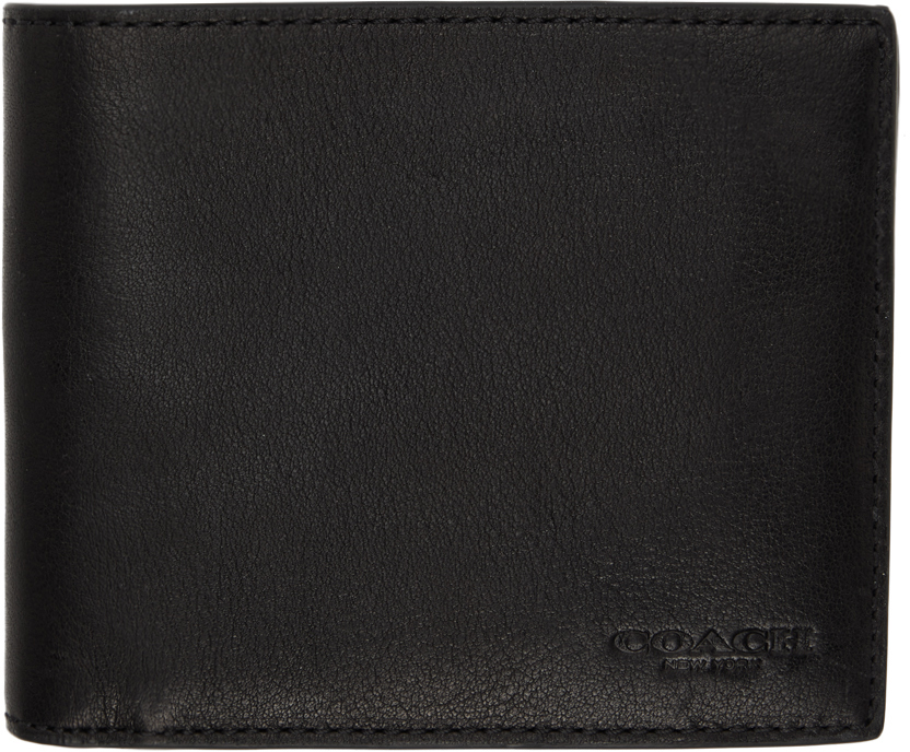 Black 3-In-1 Wallet