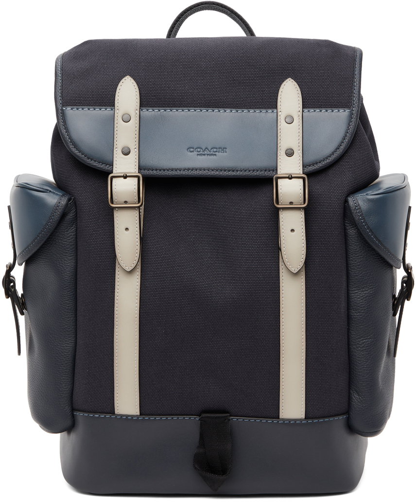 Navy Hitch Backpack