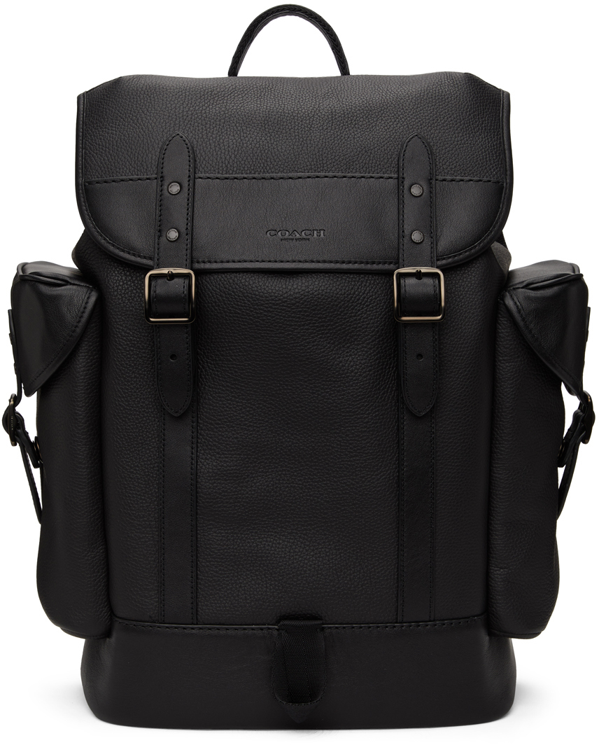 Black Hitch Backpack