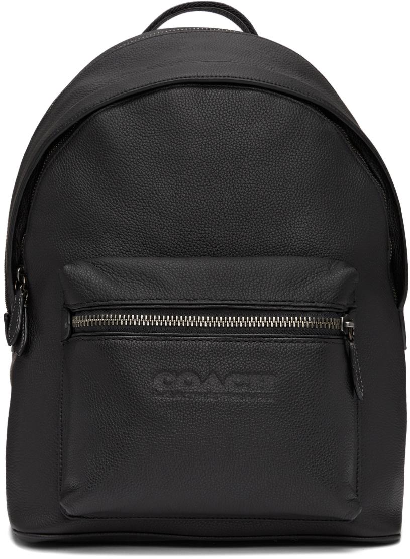 Black Charter Backpack