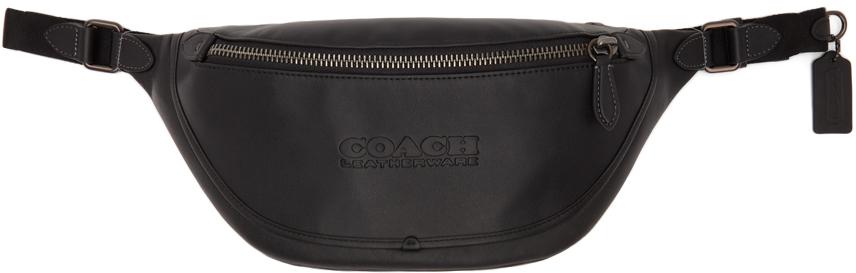 Black League Belt Bag