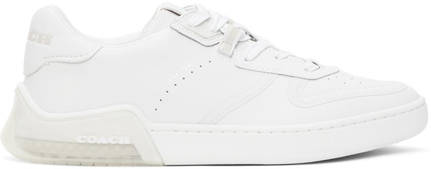 White Citysole Court Sneakers