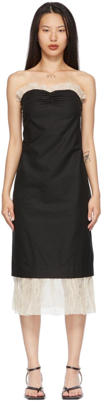 Black 'The Irene' Dress