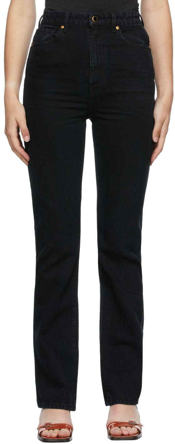 Black 'The Danielle' Jeans