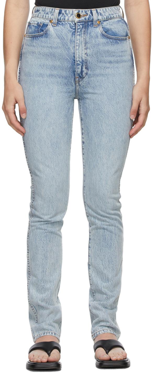 Blue 'The Daria' Jeans