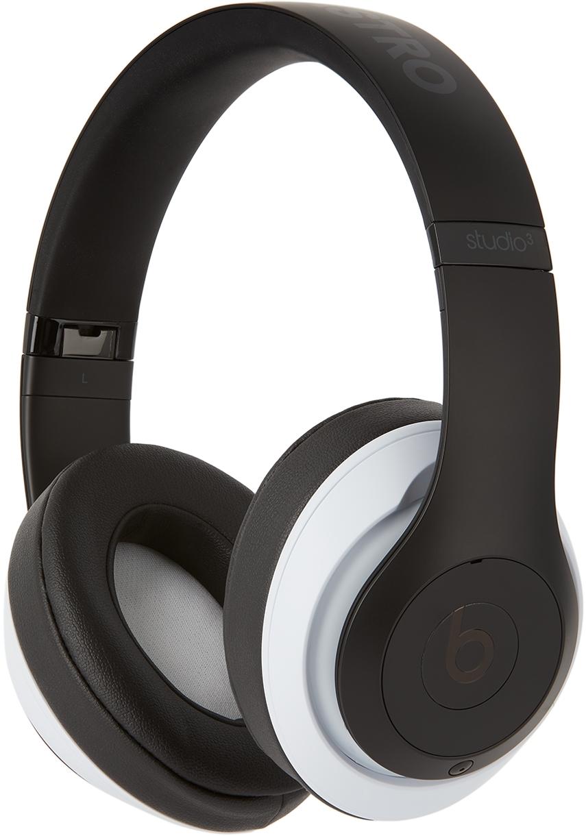 Beats by Dr. Dre Black Ghetto Gastro Edition Studio3 Wireless Headphones