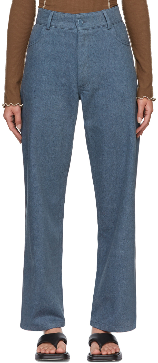 Grey Indres Jeans