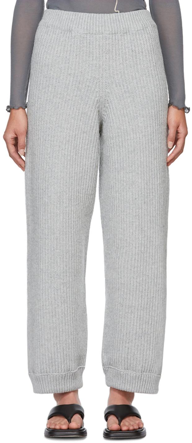 Grey Tauro Lounge Pants