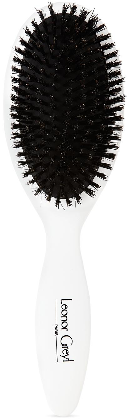 White Detangling & Smoothing Hairbrush