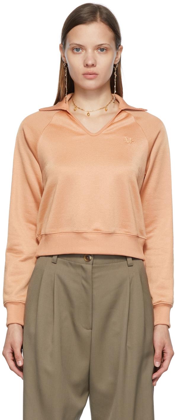 SSENSE Exclusive Orange Diana Sweatshirt