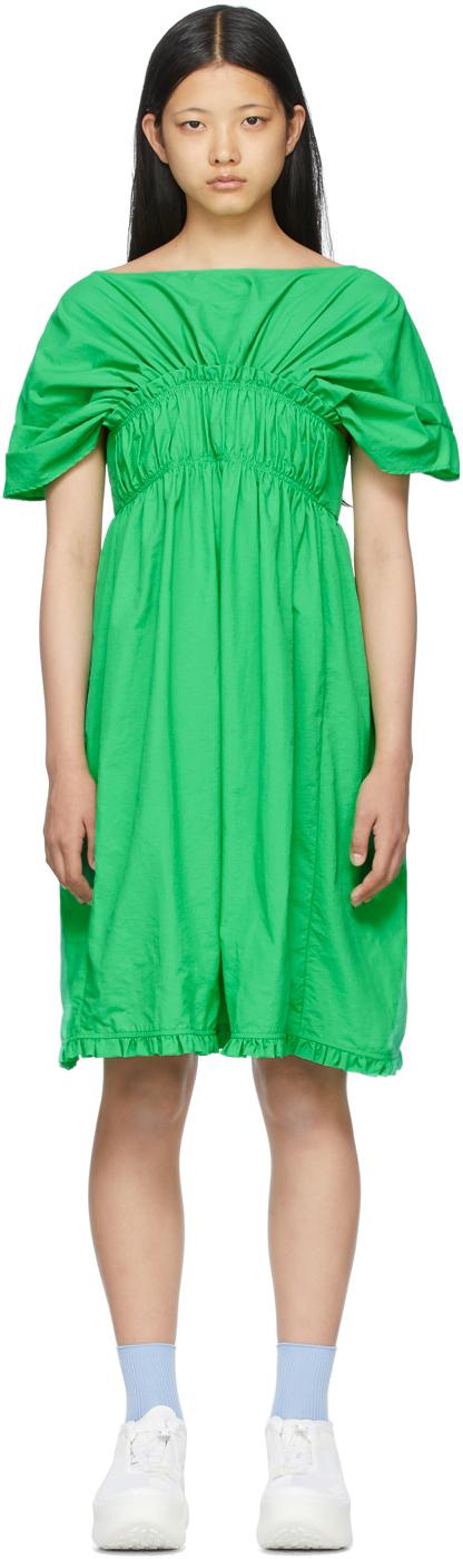 Green Izadora Dress