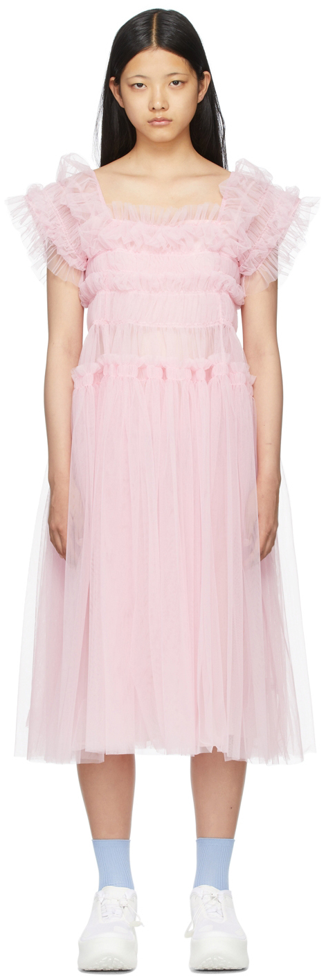 Pink Tulle Jimmy Dress