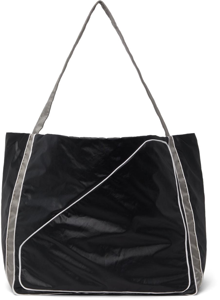 Black Training Shoulder Bag