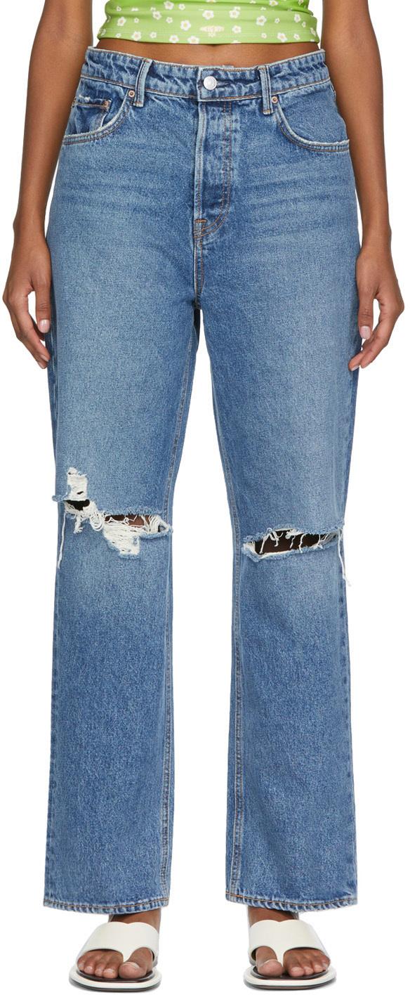 Blue Amanda Jeans