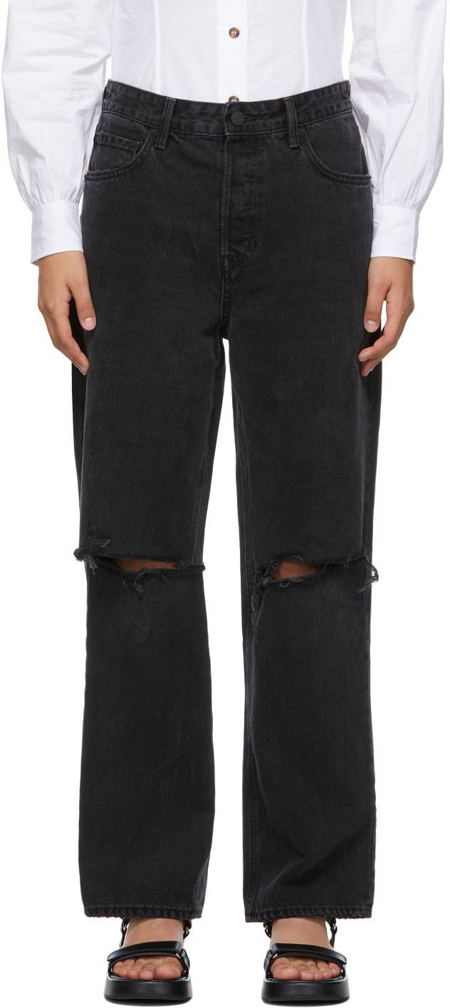 Black Amanda Jeans