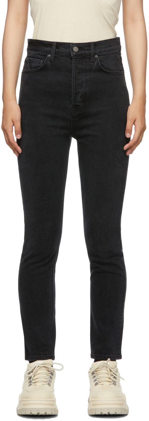 Black Piper Super High Jeans