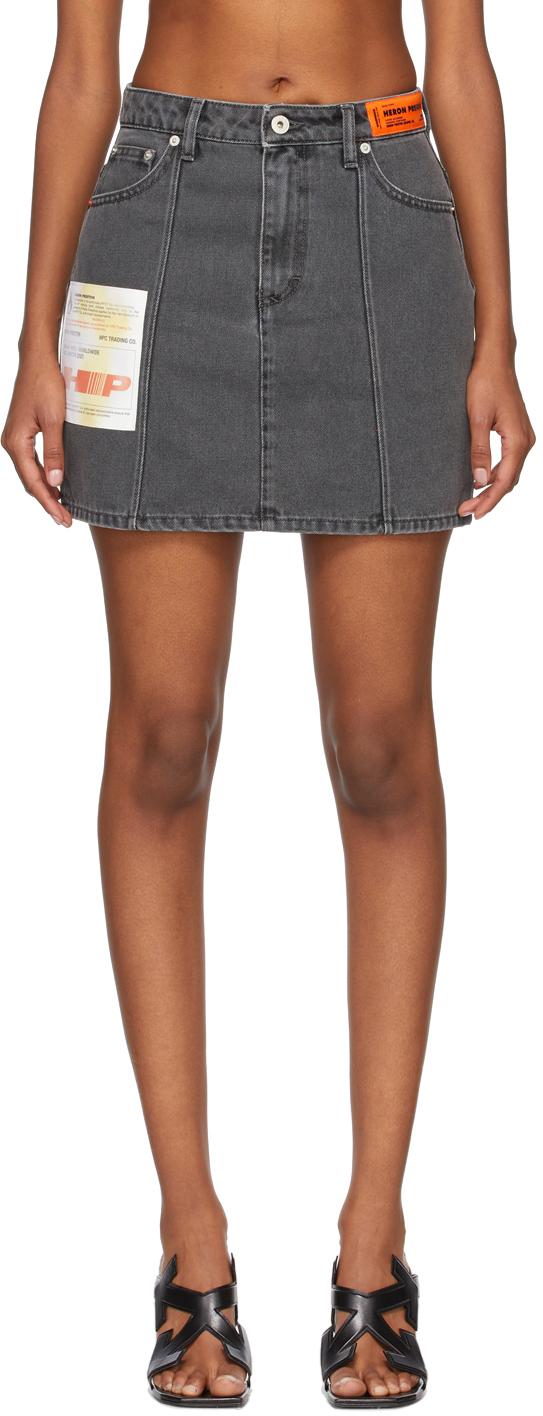 Grey Label Denim Skirt