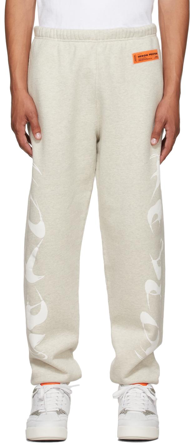 Grey HP Brushed Lounge Pants