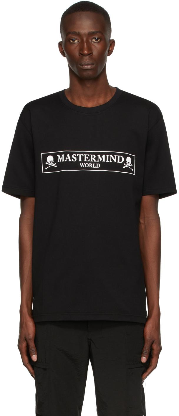 Black Boxed Logo T-Shirt