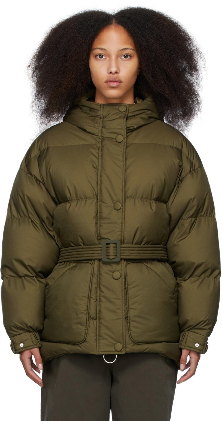 Green Down Michlin Jacket