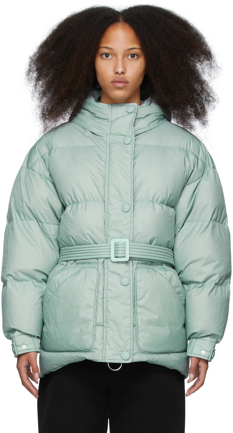 Blue Down Michlin Jacket