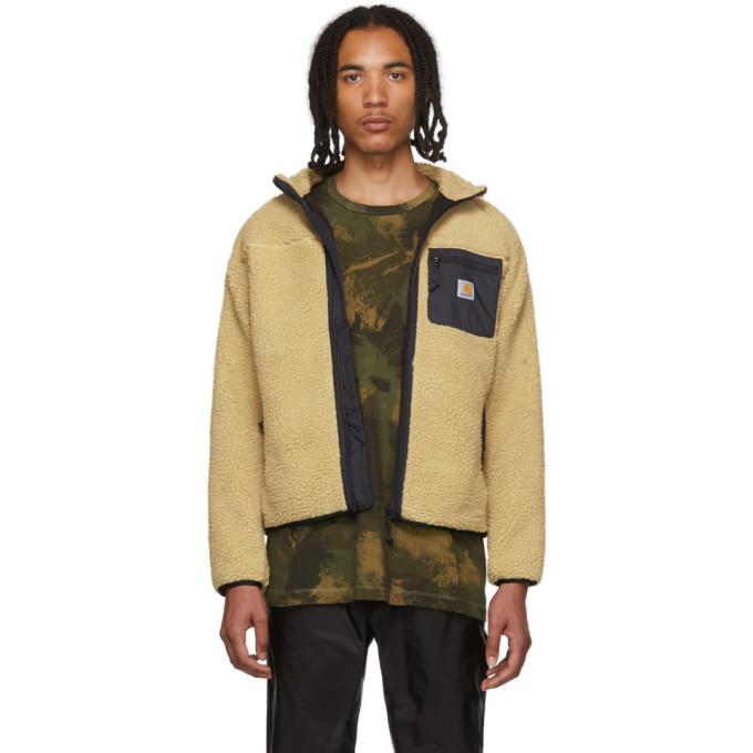 tan-prentis-liner-sweatshirt by carhartt-work-in-progress