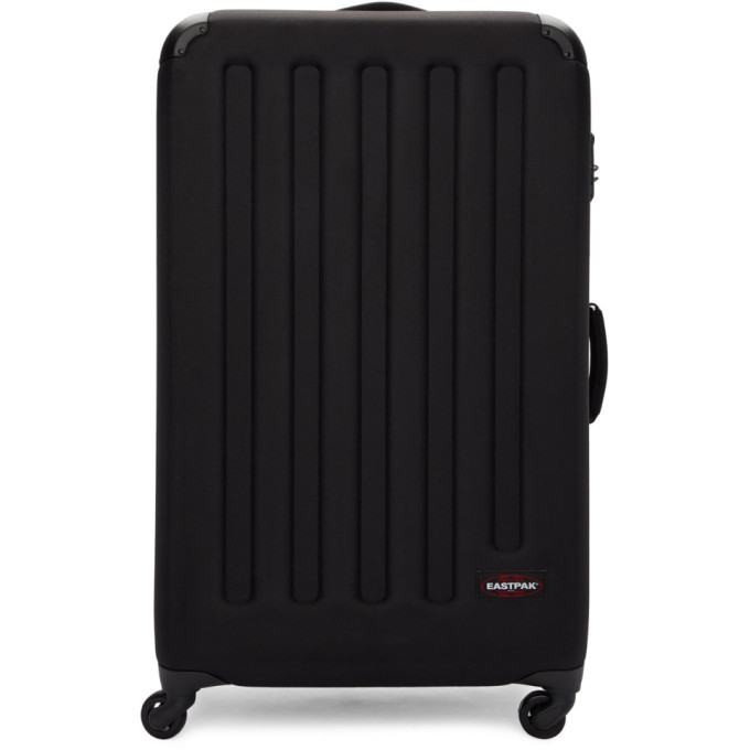 Black Xl Tranzshell Suitcase by Eastpak