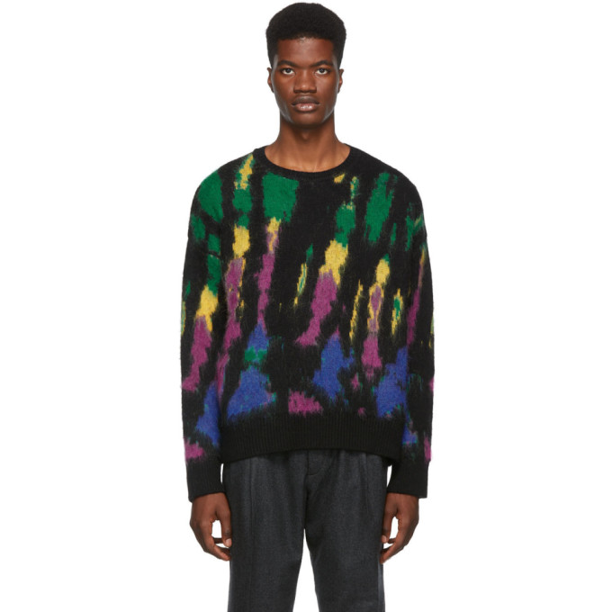 Multicolor Tie Dye Sweater by Dsquared2